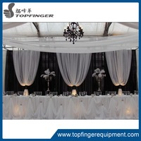 Cheap Pipe And Drape Portable Sets Stand Stage Backdrop Wedding Decoration Poles For Events