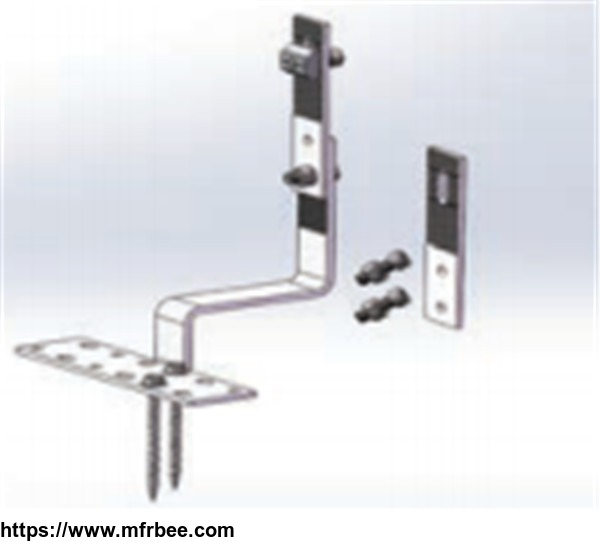 Roof Solar Mounting Systems/ Stainless Steel Roof Hooks