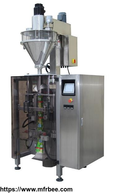model_sppp_50hw_automatic_powder_packaging_machine_with_weighing_feedback_