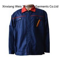 Ysetex flame retardant protective jacket/safety clothes/fr work wear coat