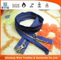 manufacture wholesale FLAME RETARDANT zipper for workwear