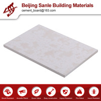 ON PROMOTION white color calcium silicate panel for wall partition and ceiling