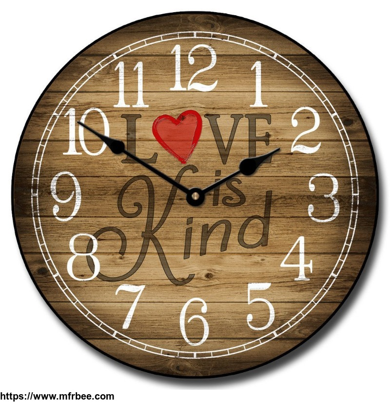 love_is_kind_clock