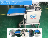 Squid ring cutting machine China factory