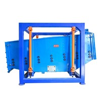 gyratory vibrating screen sieving sifter machine