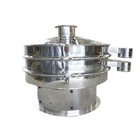 Almond powder rotary vibrating sieve sifter machine
