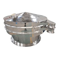 Large Handling Capacity rotary vibrating screen sieve