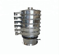 multilayer stainless steel rotary vibro sifter