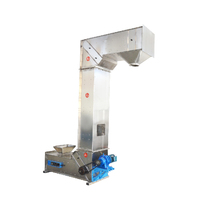 Z type Bucket elevator for Chips packing line