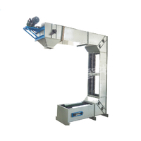 c-type bucket elevator conveyor