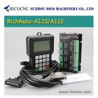 Richauto A11 CNC Handle DSP Controller System for 3 Axis CNC Router Control