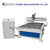 Hot Sale 4x8 Feet Wood CNC Router Door Making Machine from RICOCNC