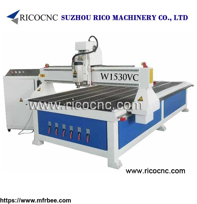 Wood Carving CNC Router Woodworking CNC Router Machine W1530VC