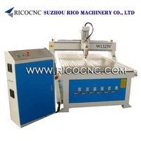 Plywood CNC Router Plywood Sheets Cutting Machine W1325V