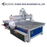 Hot Sale 3D Wood Carving CNC Router MDF Cutting Machine W1325C