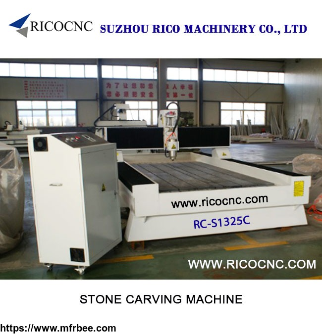 Stone CNC Router Marble Carving Machine Granite Cutting Machine S1325C