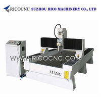 Stone Sculpture Carving CNC Router Marble Cutting Machine S1224C