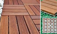 China high quality DIY Solid outdoor bamboo decking supplier