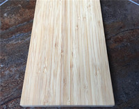 Eco-friendly solid custom made bamboo furniture board supplier