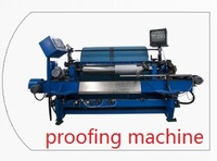 proofing machine for the rotogravure cylinder