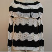 off the shoulder sweaters 3GG Sweater