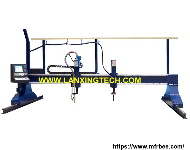 Heavy Duty Gantry CNC cutting machine