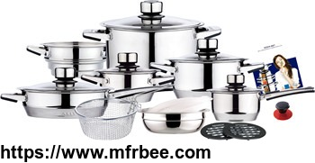 19pcs_straight_shape_stainless_steel_cookware_set_with_strong_revit_handle