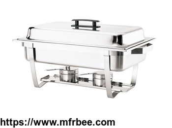 hot_sell_9_liter_economic_nylon_knob_stainless_steel_buffet_stove_food_pan