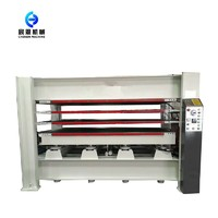 3 layer hydraulic hot press machine