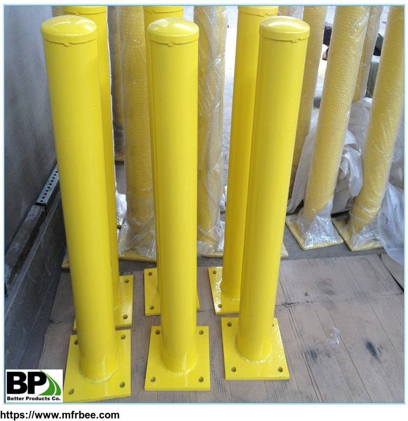 traffic_steel_bollards_with_pedestal_or_not