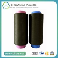 High Quality 300d DTY PP Yarn for Knitting and Weaving