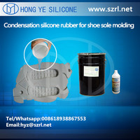 cheap price silicone rubber for shoe mold making