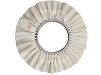 Cloth Buffing Wheel for Gravure Cylinder Copper Polishing Machine Polishing Wheel Fabric Wheel