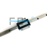 High Performance Linear Guide with Linear Carriage Block