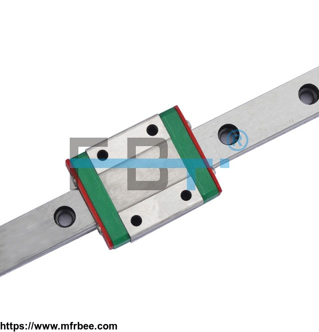 Miniature Linear Guide and Linear Carriage
