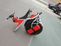 one wheel electric smart motorcycle Q7