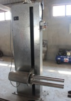 Vertical Type Sheep/goat Skin Removed Machine