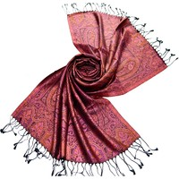 Premium Silk Scarf Shawl made in India