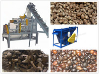 Large Palm Nuts Shelling and Separating Machine