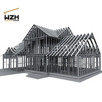 High Strength Galvanized Light Steel Frame