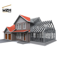 Villa Use Light Gauge Steel Framing