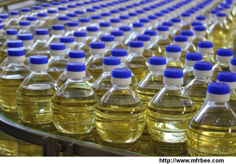 100% Doubled refined Soybean oil for cooking