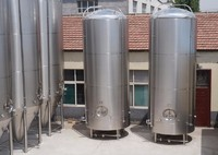 10bbl/10hl beer brewing equipment, used beer brewing brewery equipment for micro brewery,1000L fermenters