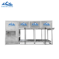 China industrial high quality ice block making machine for sale