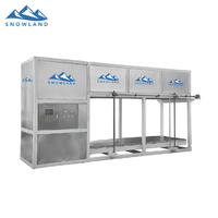 2018 new design hot selling ice block making machine price for sale