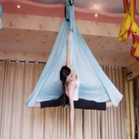more images of yoga swing