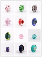 Wholesale European Murano Beads fit for Bracelet Accessories
