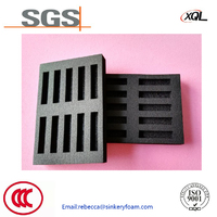 Customized Anti-static XPE Foam Packaging Tray