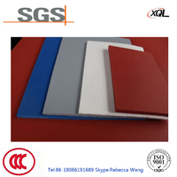 Shock Proof heat resistant Silicone Rubber Foam Sheets