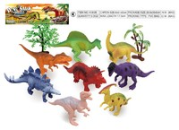 emulation kids educational dinosaur toys set